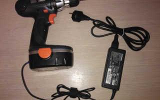 Как переделать аккумуляторный шуруповерт от сети