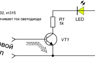 Цму на тиристорах ку202н схема подключения