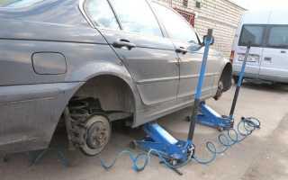 Как подобрать домкрат по весу автомобиля