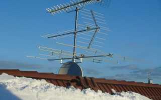 Самая мощная антенна для цифрового телевидения