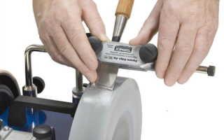 Как точить нож на точильном станке видео