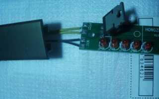 Сепаратор для нагрева дисплеев своими руками