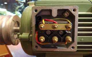 Выбор конденсатора для однофазного двигателя