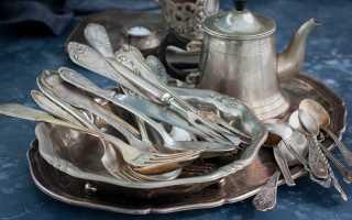 Что дороже мельхиор или серебро