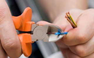 Соединение электрических проводов в квартире своими руками