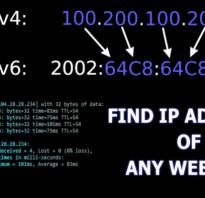 Как проверить ip адрес сайта