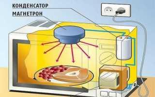 Не работает микроволновая печь как починить