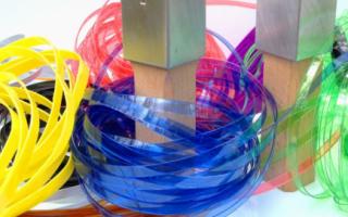 Приспособление для нарезки ленты из пластиковых бутылок