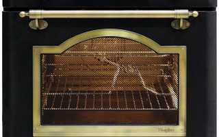 Как подключить духовой шкаф бош