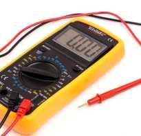 Как замерить заряд аккумулятора мультиметром