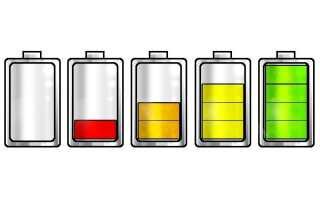 Сколько заряжать мизинчиковые батарейки