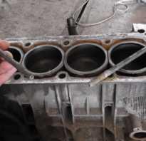 Как вытащить сломанную шпильку из блока двигателя