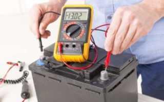 Способы заряда аккумуляторных батарей