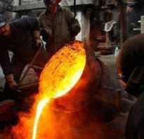 Из какого чугуна получают сталь