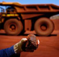 Железная руда фото камня