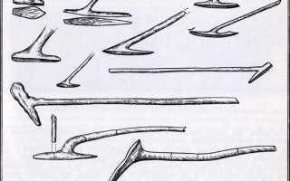 Что такое плуг у древних людей